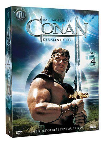 Conan, der Abenteurer - Staffel 2