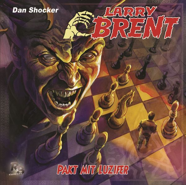 Larry Brent - Pakt mit Luzifer (38)