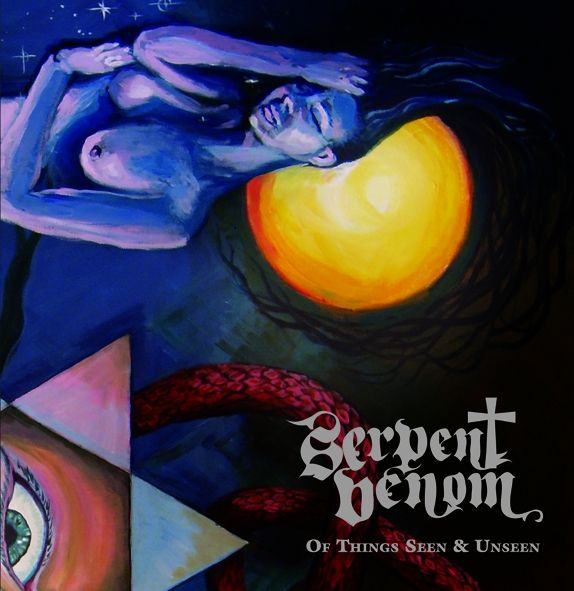 Serpent Venom - Of things seen and unseen - ltd. edition
