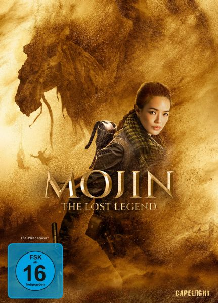 Mojin - The Lost Legend (limitierte Edition mit O-Card, Cover B)