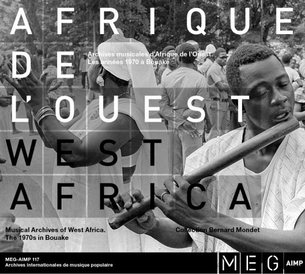 Various - Music archives of West Africa. The 70s in Bouake.