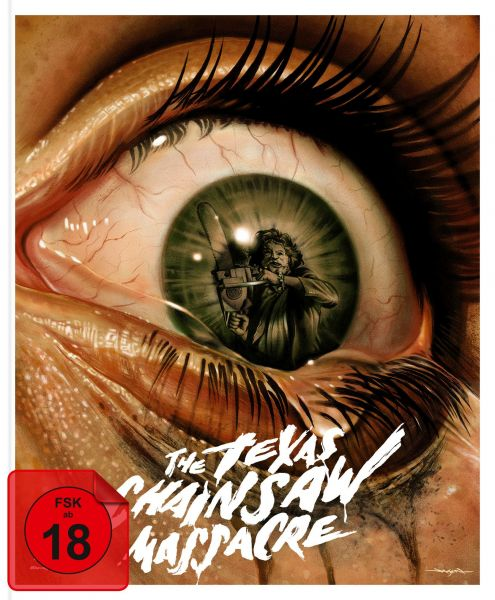 The Texas Chainsaw Massacre (Limited Collector's Box 2015)