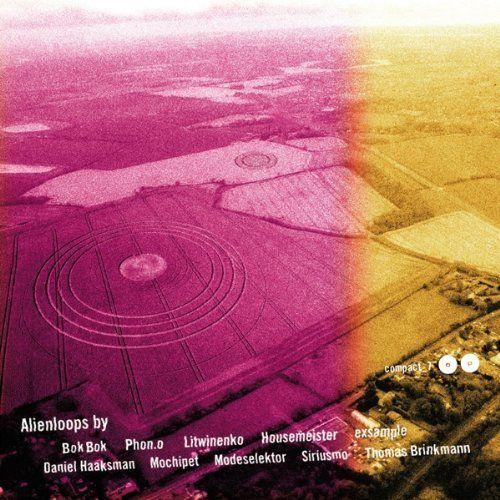 Various - Compact 7 - Alienloops EP
