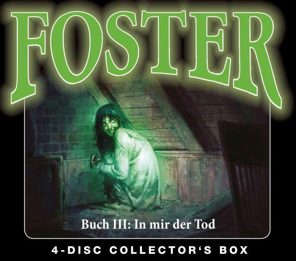 Döring, Oliver - Foster Box 3 - Buch 3: In mir der Tod (Folgen 10-13)