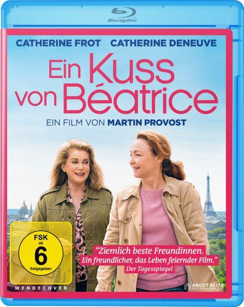Ein Kuss von Beatrice - Auf das Leben! BD