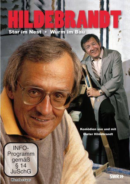 Dieter Hildebrandt: Star im Nest und Wurm im Bau