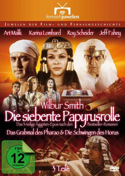 Die siebente Papyrusrolle - Teil 1-3