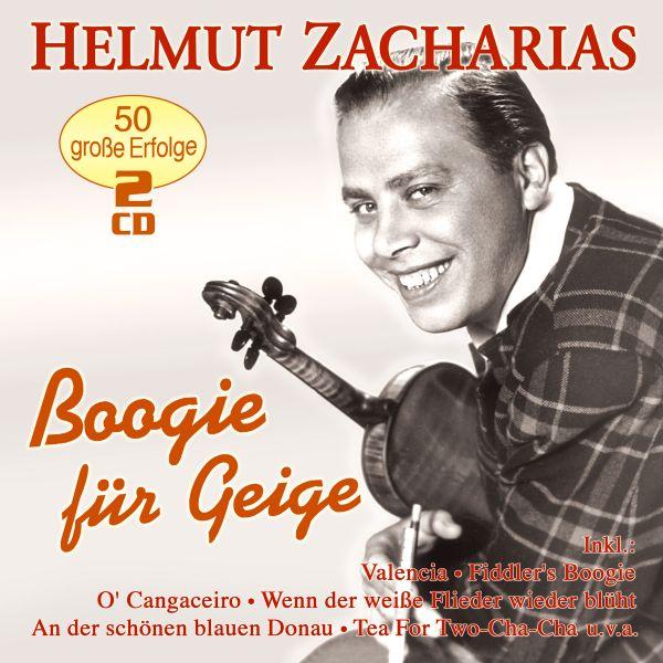 Zacharias, Helmut - Boogie für Geige - 50 große Erfolge