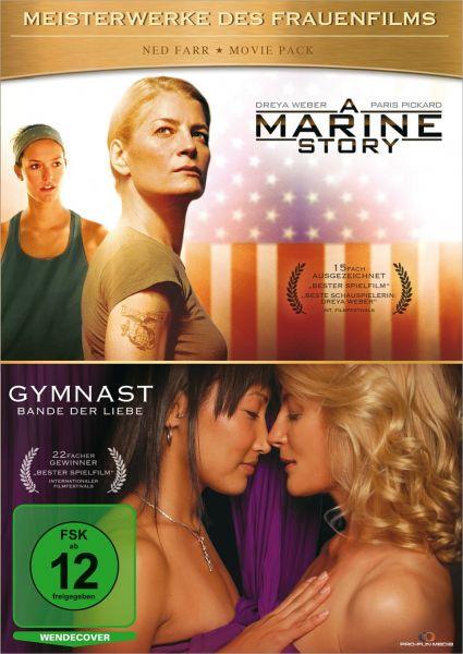 A Marine Story + Gymnast - Das Ned Farr Movie Pack (2 DVD)