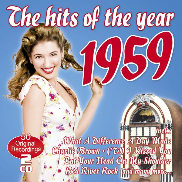 Various - The Hits Of The Year 1959