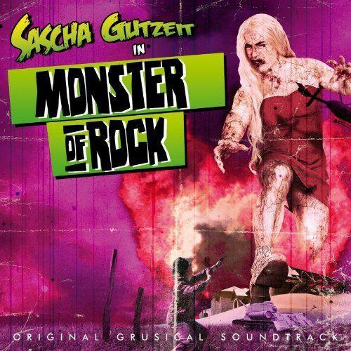 Gutzeit, Sascha - Monster of Rock