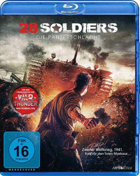28 Soldiers - Die Panzerschlacht