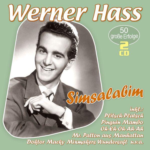 Hass, Werner - Simsalabim - 50 große Erfolge