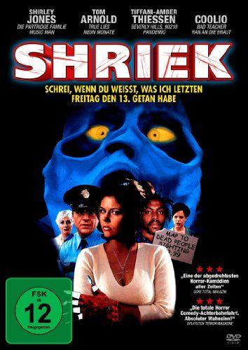 Shriek - Schrei, wenn du weißt, was ich letzten Freitag den 13. getan habe