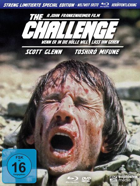 Wenn er in die Hölle will, lass ihn gehen (The Challenge - Uncut) - Limited Digipack Edition (DVD &