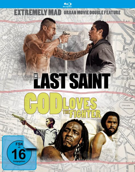 Urban Movie Double Feature: The Last Saint - God Loves The Fighter