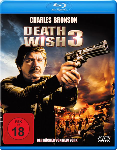 Death Wish 3 (Der Rächer von New York) (Charles Bronson)