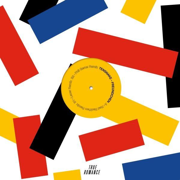 Tensnake - Freundchen Remixes