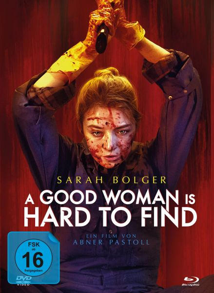 A Good Woman Is Hard to Find - 2-Disc Limited Collector's Edition im Mediabook (Blu-ray + DVD)
