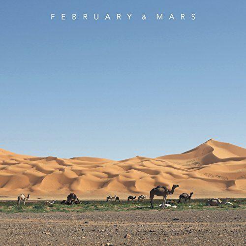 February & Mars - February & Mars (LP)