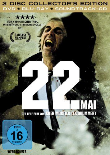 22. Mai - Collector's Edition (Blu-ray + DVD + Soundtrack-CD)
