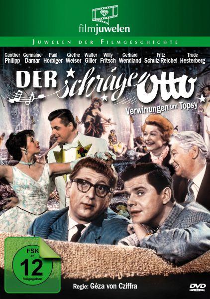 Der schräge Otto (BRD) - Verwirrungen um Topsy (DDR)