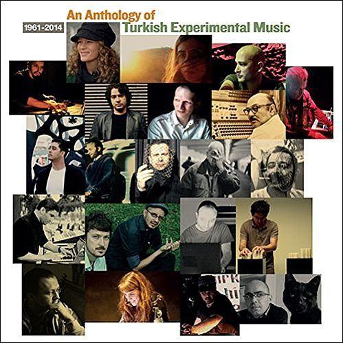 Various - Anthology Of Turkish Experimental Music (1961-2014) (2LP)