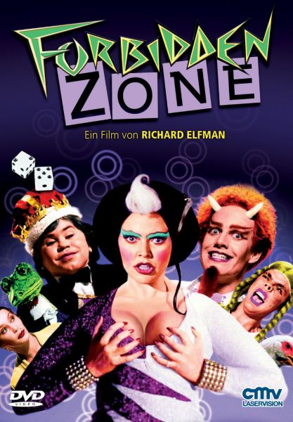 Forbidden Zone (Total Sperrbezirk)