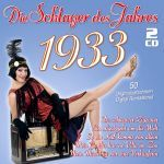 Various - Die Schlager des Jahes 1933