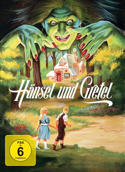 Hänsel und Gretel - 2-Disc Limited Collector's Edition im Mediabook (Blu-ray + DVD)
