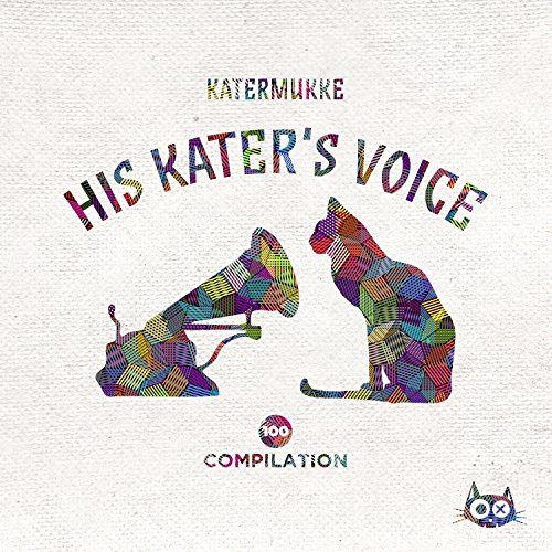 Various - Katermukke 100 Compilation (His Katers Voice)