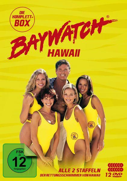 Baywatch Hawaii - Staffeln 1-2 Komplettbox (12 DVDs)
