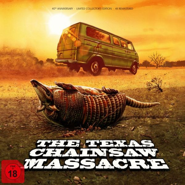The Texas Chainsaw Massacre (Limited Edition) (b-Ware)