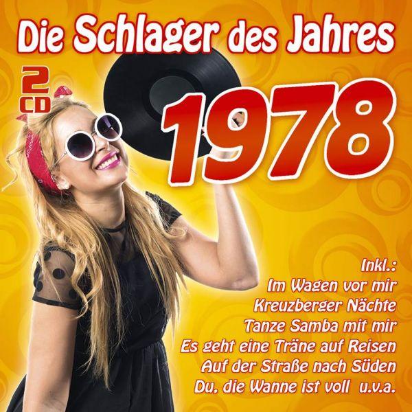 Various - Die Schlager des Jahres 1978