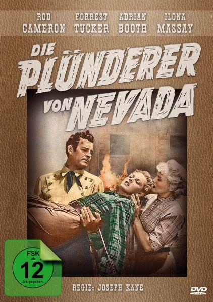 Die Plünderer von Nevada (The Plunderers)
