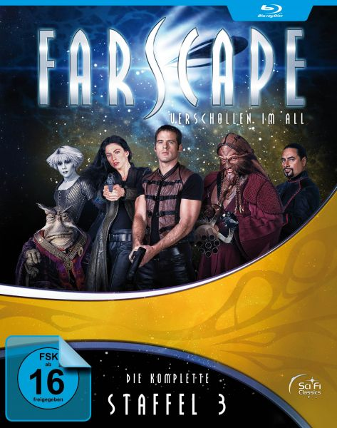Farscape - Verschollen im All: Staffel 3