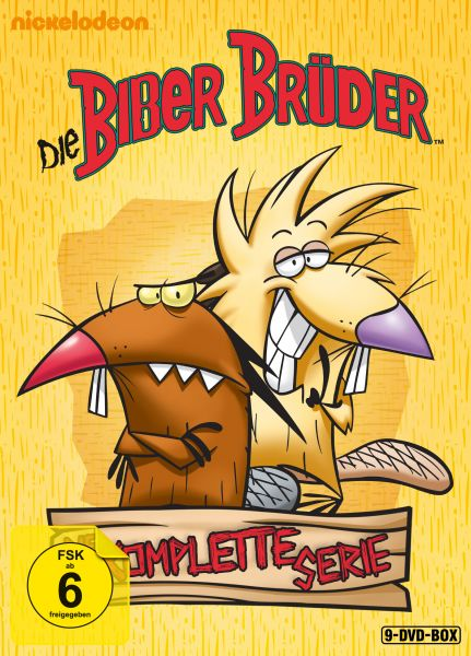 Die Biber Brüder - Die komplette Serie (Vanilla)