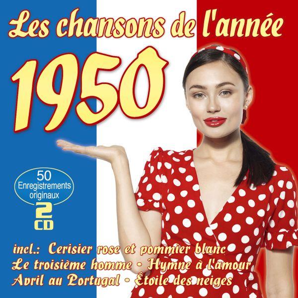 Various - Les Chansons De l`Année 1950