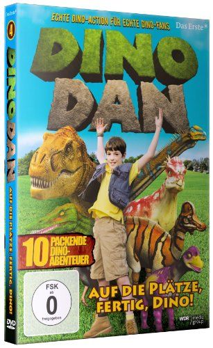 Dino Dan - Auf die Plätze, fertig, Dino! (Folge 31-40)