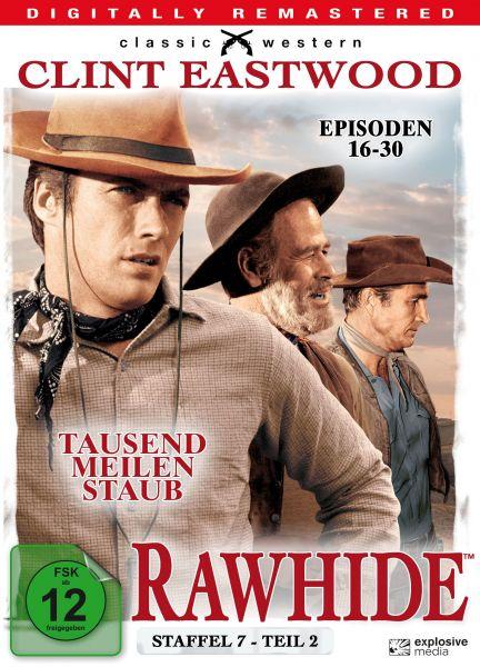 Rawhide - Tausend Meilen Staub - Season 7, Teil 2