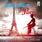 Various - Souvenirs de Paris - 50 große Erfolge
