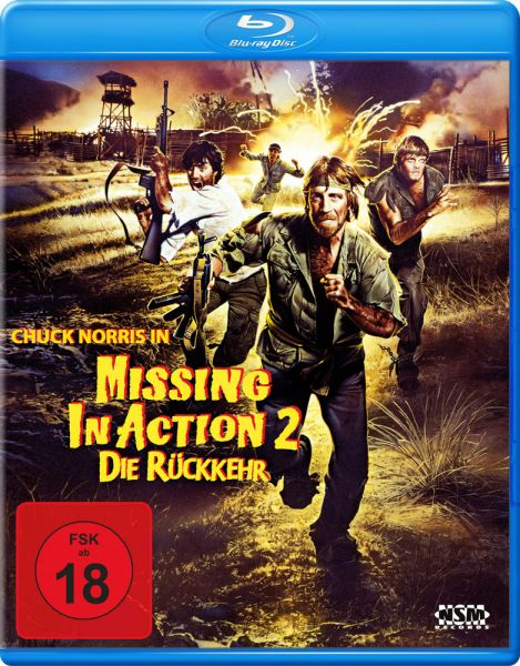 Missing in Action 2 (uncut)