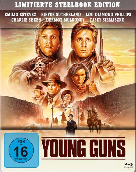 Young Guns (Steelbook)