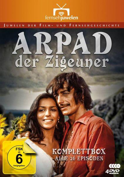 Arpad, der Zigeuner - Komplettbox (Staffeln 1+2)