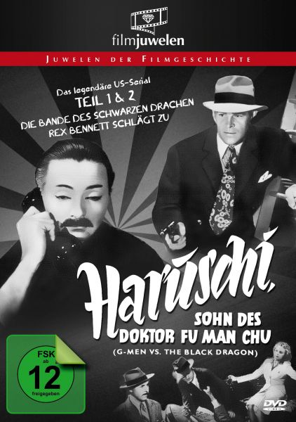 Haruschi - Sohn des Dr. Fu Man Chu (G-Men vs. the Black Dragon)