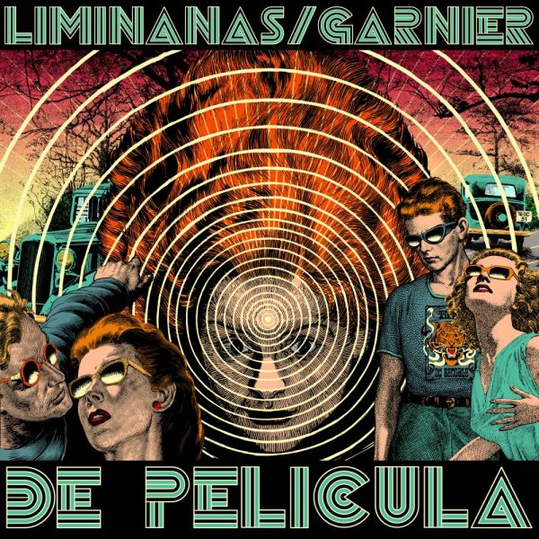 Liminanas, The / Garnier, Laurent - De Pelicula (2LP)