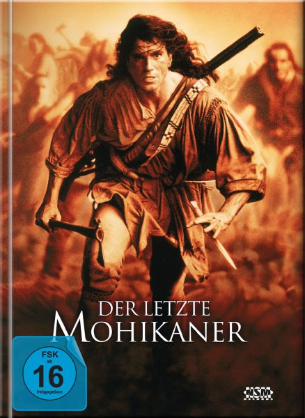 Der letzte Mohikaner (Mediabook)