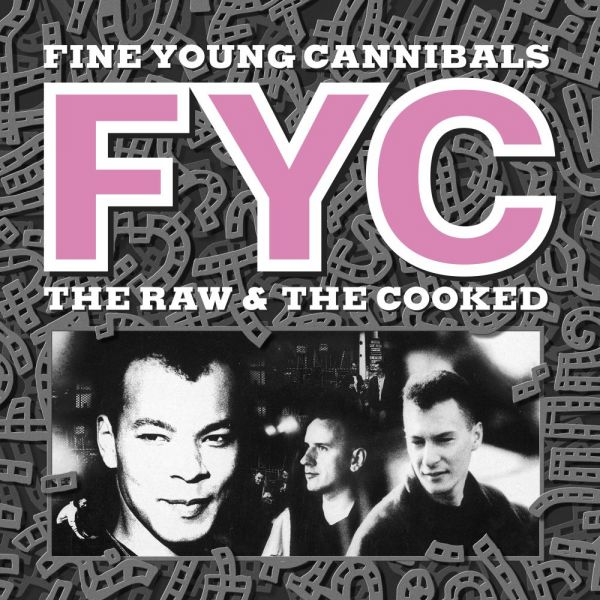 Fine Young Cannibals - The Raw and The Cooked (Remastered) (White Colored LP)