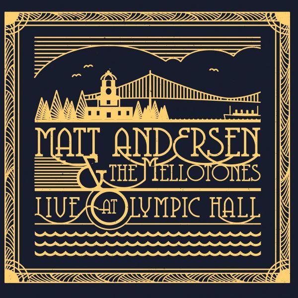Andersen, Matt & The Mellotones - Live At Olympic Hall