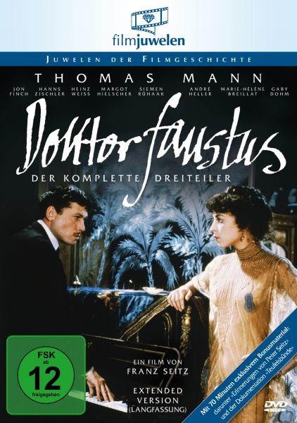Doktor Faustus - Der komplette Dreiteiler - (Extended Version)